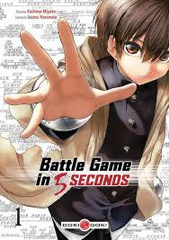 Battle game in 5 seconds