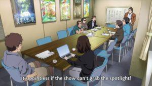 comité de production meeting