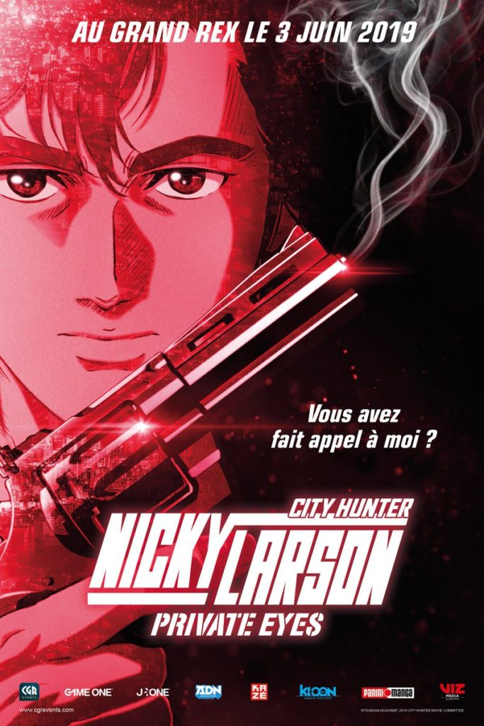 Nicky Larson - Private Eyes