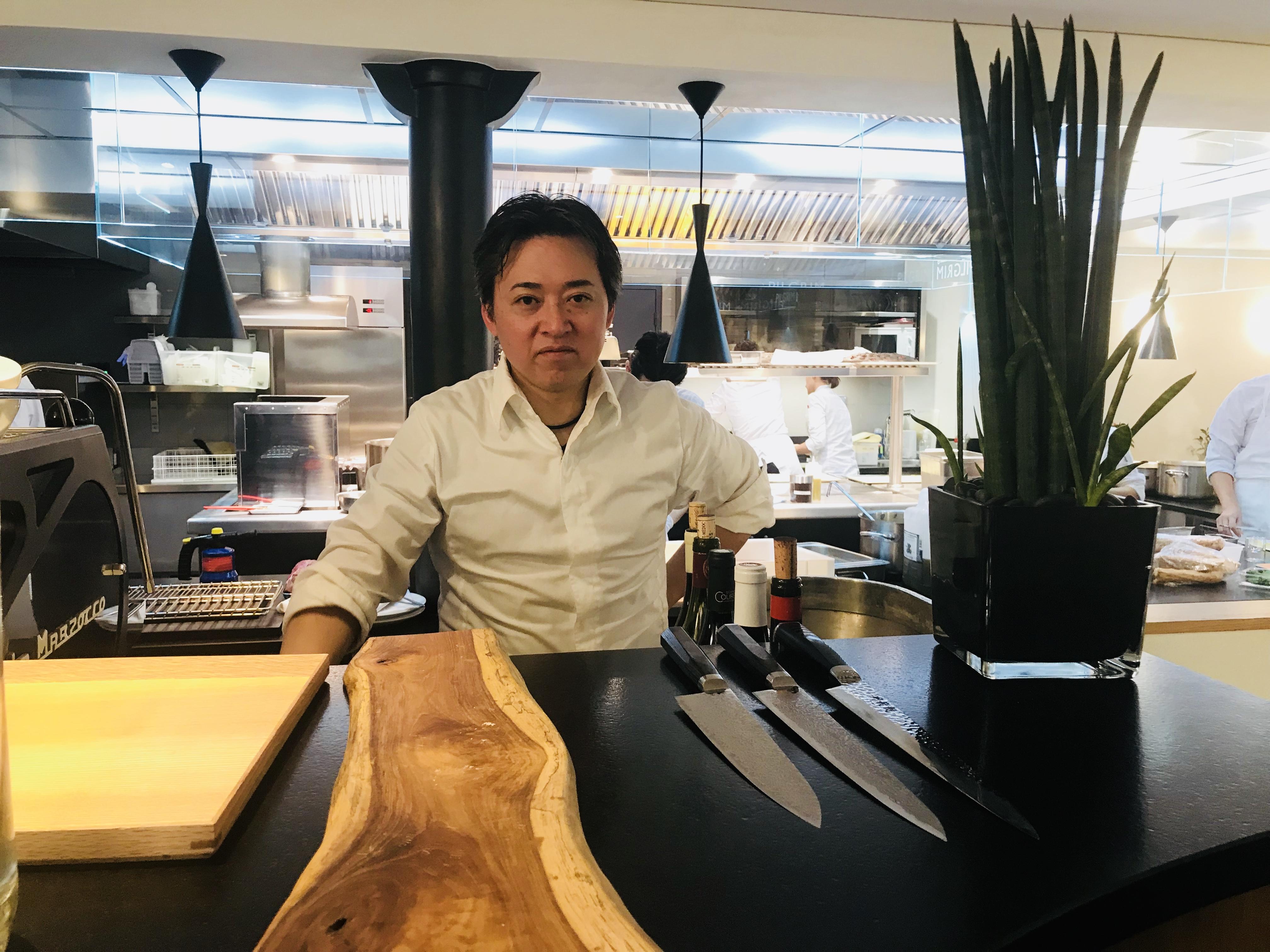 Chef Terumitsu SAITO