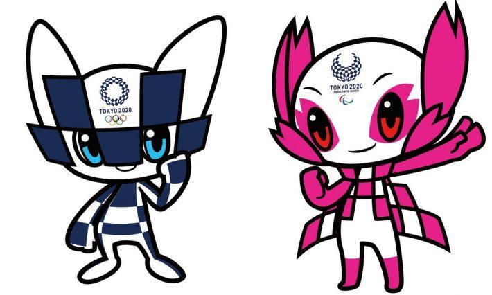 JO 2020 Mascottes