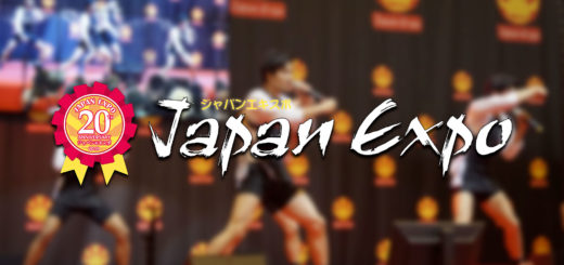 20 ans de la Japan Expo