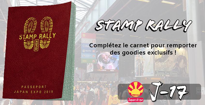 Stamp Rally Kana