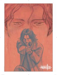 Poster du manga Monster