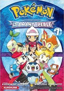 Pokémon diamant perle