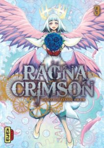 Couverture de Ragna Crimson Tome 3