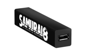 Batterie externe Samurai 8 goodie Kana JE