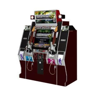 Borne d'arcade Guitar Freaks