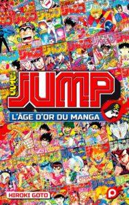 Couverture de Jump l'âge d'or du manga