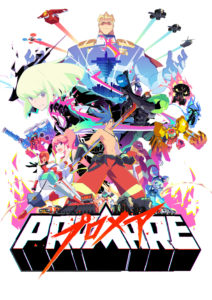 Promare ©TOHO animation