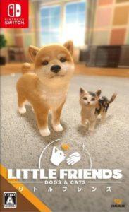 Boîte du jeu Little Friends