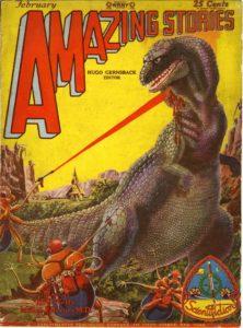 Amazing Stories Février 1929