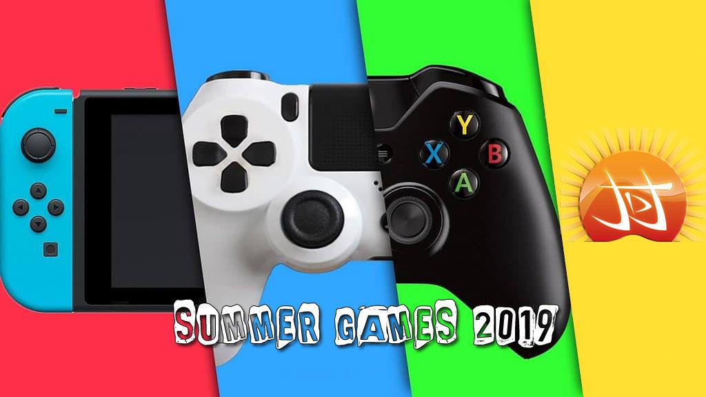 Summer Games 2019 JDJ