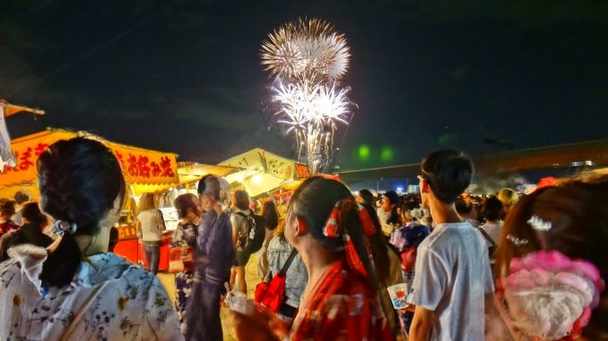 Festivals Japon juillet