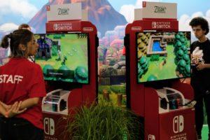 the legend of zelda link's awakening - Nintendo ©