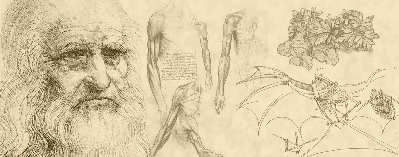 La science de Léonard de Vinci à travers ses croquis et l'observation de la nature
