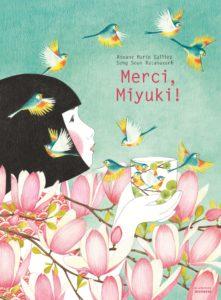 Merci Miyuki : couverture