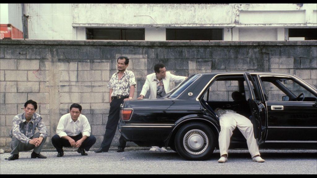 Murakawa et son gang de Yakuzas, version ville ©Sonatine, 1995