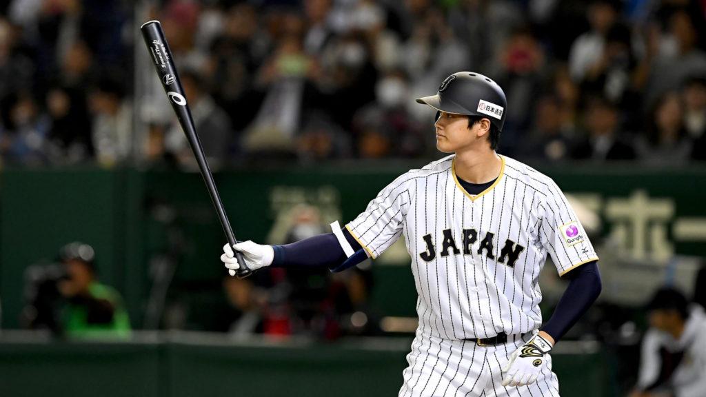Shohei Ohtani, l'une des stars du base-ball japonais ©Masterpress / Getty Images