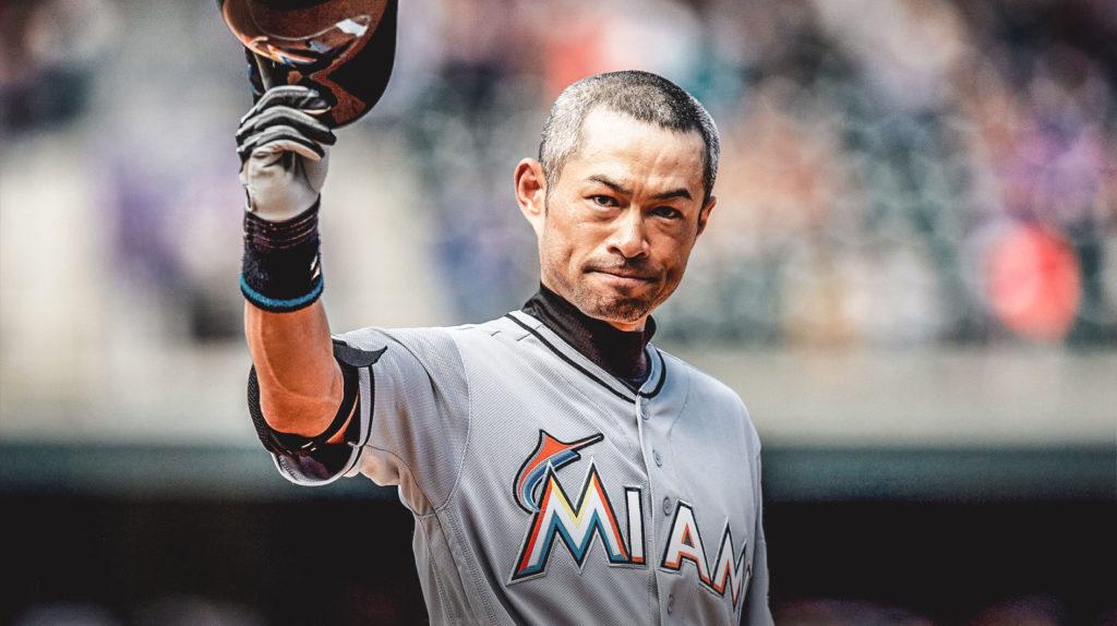 Ichirô Suzuki, Dieu vivant du base-ball japonais et international