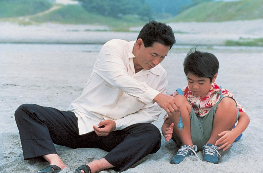 Masao et Kikujiro ©L'été de Kikujiro, 1999