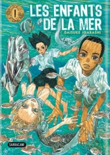 Les enfants de la mer manga