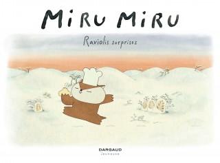 Miru Miru, Raviolis surprises : couverture