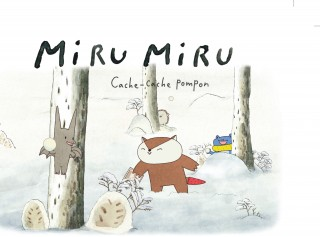 Miru Miru Cache-cache Pompon : couverture