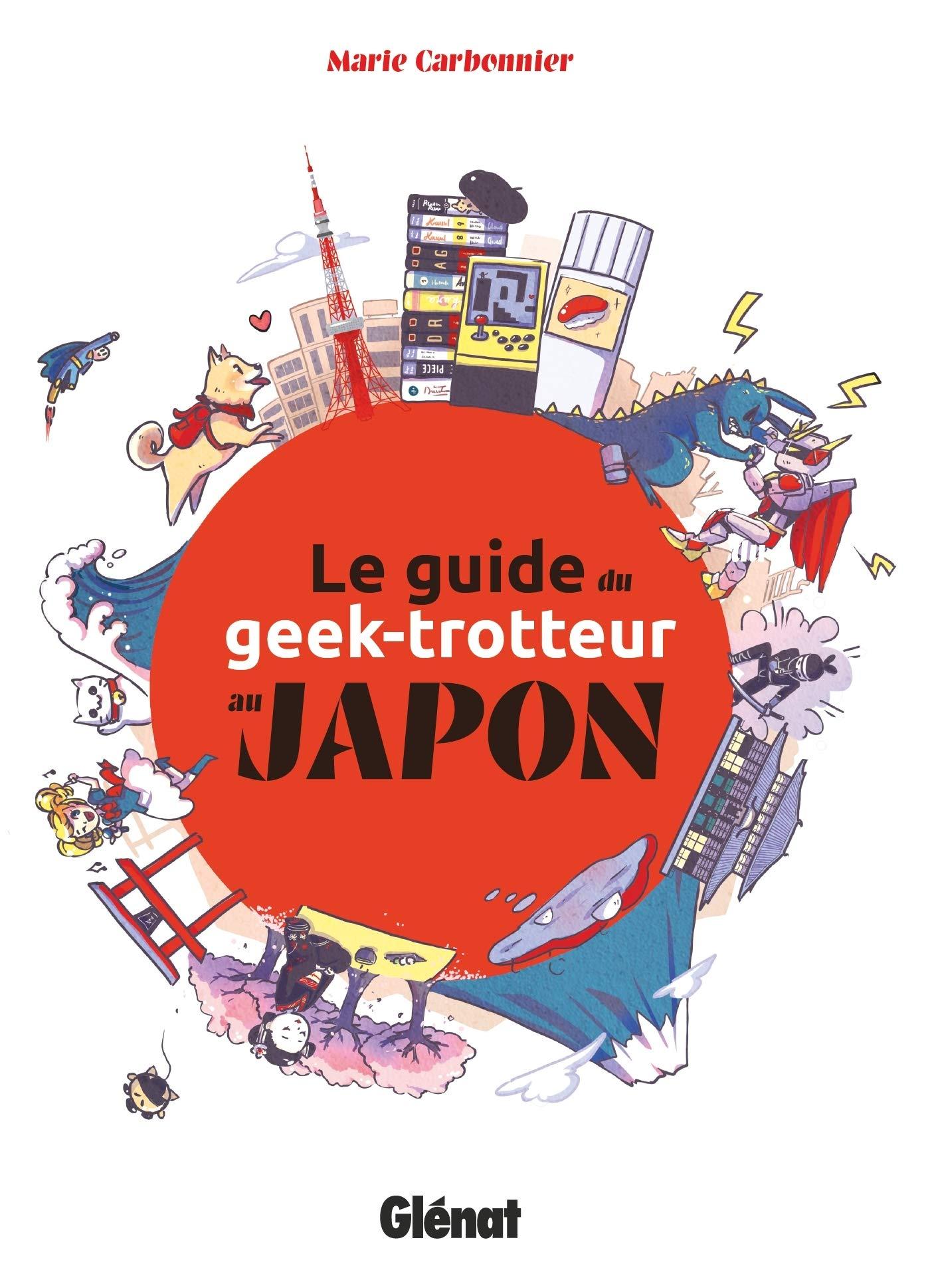 Interview Les Geek Ont Enfin Leur Guide Pour Le Japon