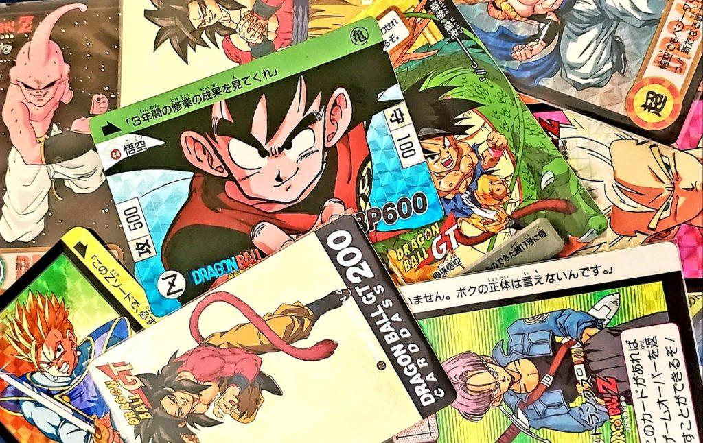Carte Dragon Ball Hondan