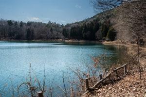 Le lac Shibire en vrai ©Pascal VOGLIMACCI