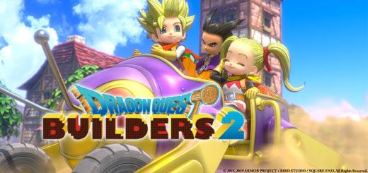 UNE de Dragon Quest Builders 2