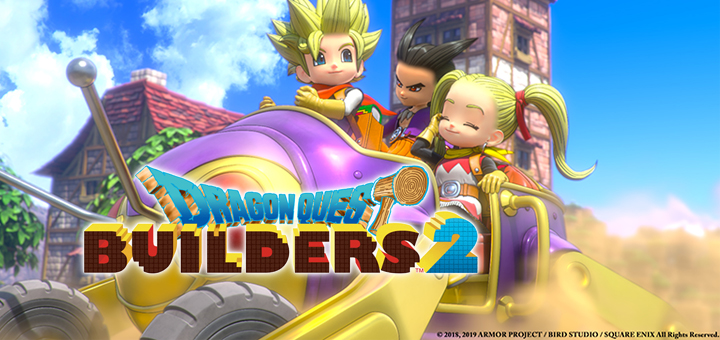 UNE de Dragon Quest Builders 2