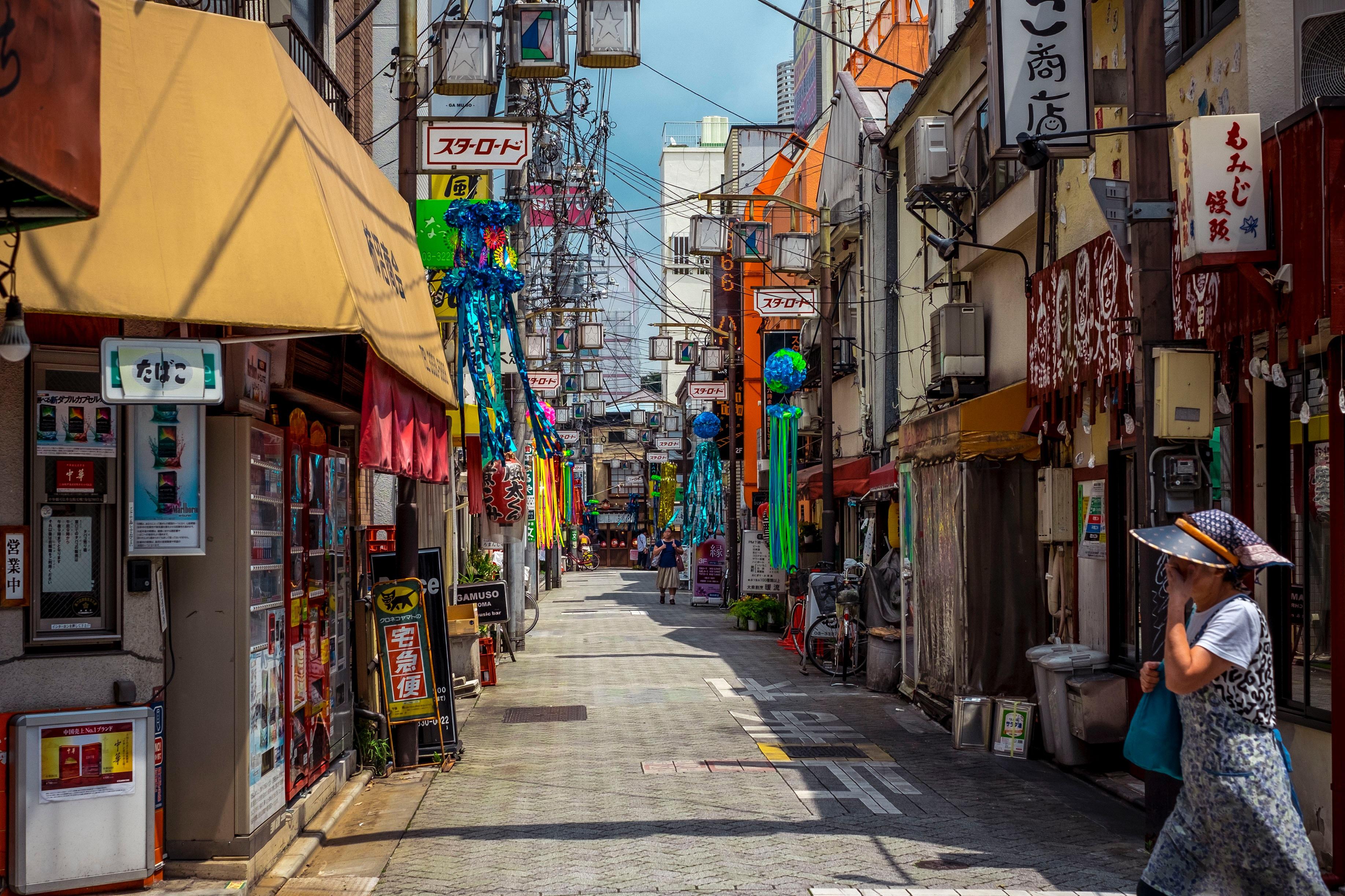Les zones urbaines peuvent vite se révéler étouffantes - Photo Julie-Fader-unsplash
