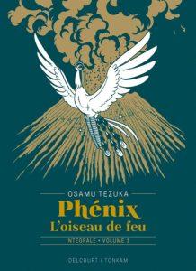 Couverture de l'intégrale de Phénix, l'oiseau de feu