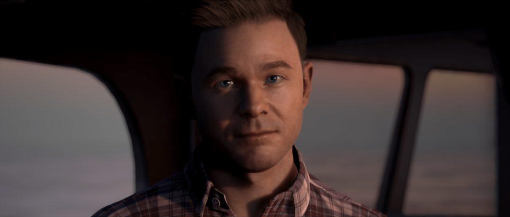 Shawn Ashmore dans le rôle de Conrad