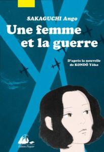 Couverture du manga Une femme et la guerre