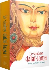Couverture de la trilogie intégrale de Le sixième Dalaï-lama