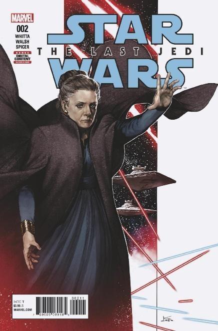 Star wars le dernier jedi© / Marvel LTD