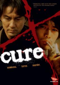 Cure, Kurosawa, thriller