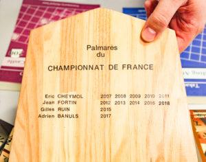 Championnat de France - © Aurore Lopez