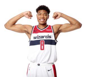 Rui Hachimura, Washington Wizards, Basket, NBA