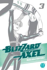 Couverture du tome 3 de Blizzard Axel