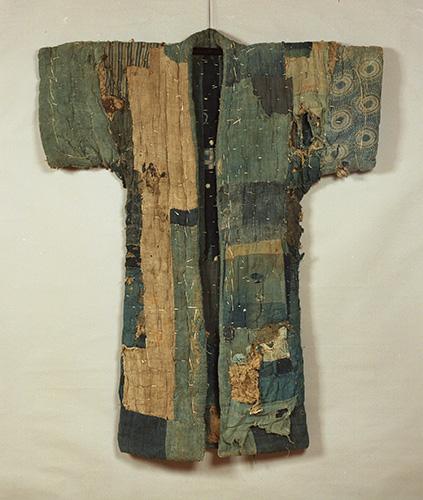 Nogari ravaudé plusieurs fois ©Amuse museum