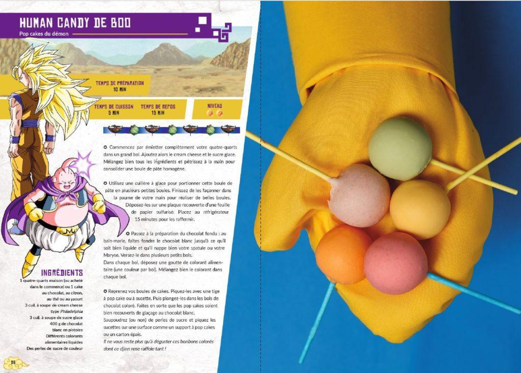 Les candy boo de Thibaud Villanova
