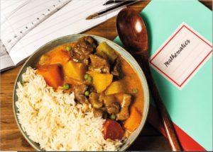 Le curry de maman de Thibaud Villanova