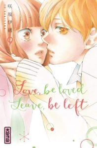 Couverture du tome 9 de Love be loved, leave be left