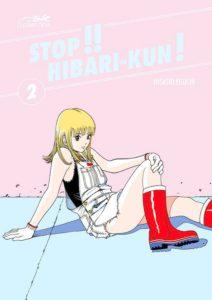 Couverture du tome 2 de Stop Hibari-kun