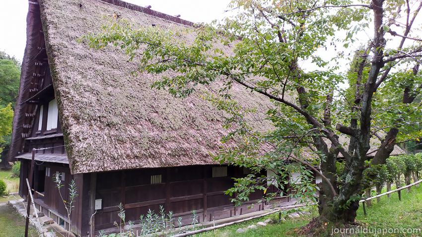 11 Anciennes fermes japonaises