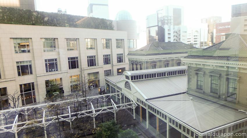 13 Old Shimbashi Station
